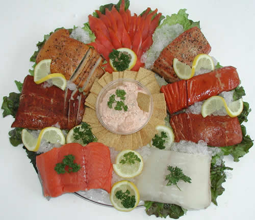 Taste of Alaska Fish Combo