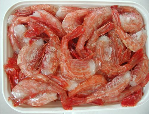 Alaskan Side Stripe Shrimp
