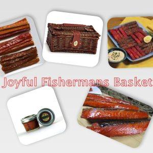 Alaskan Seafood Gift Baskets - Ed's Kasilof Seafoods