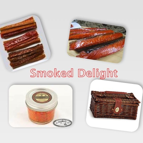 Smoked Delight Gift Basket