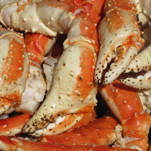Gargantuan King Crab Claws Only
